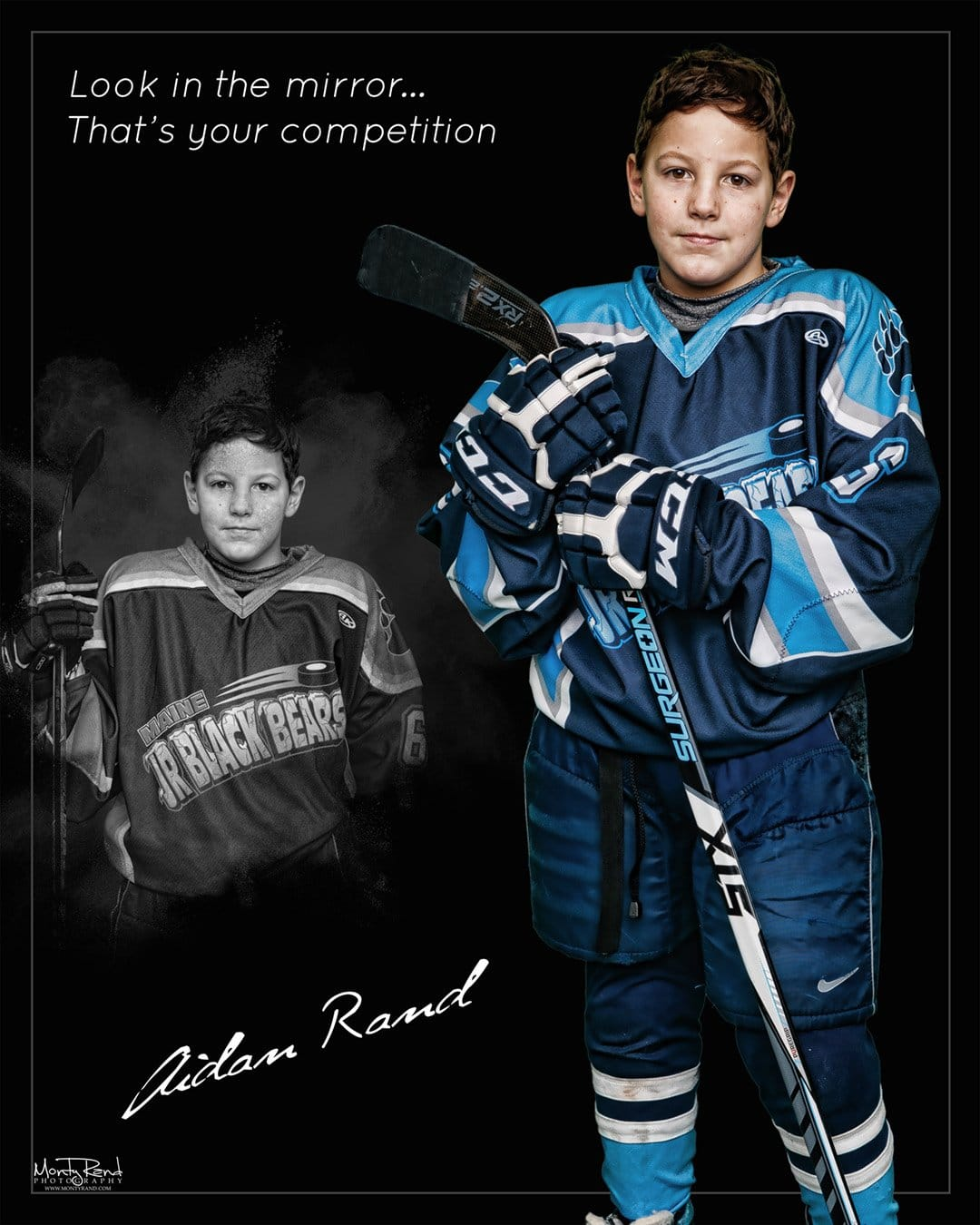 Junior Black Bears Hockey